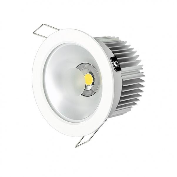 COB вниз света, COB привело светила, Led Кабинет освещение, светодиодные фонари кабинет, Супер значение вниз света
