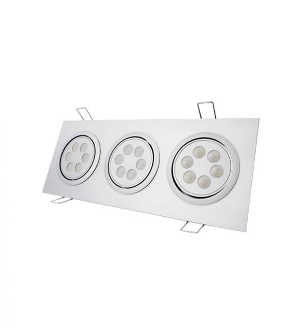 Сетка вниз света завода, LED Сетка вниз света, Сетка вниз света производитель, вниз свет, Две головы вниз свет